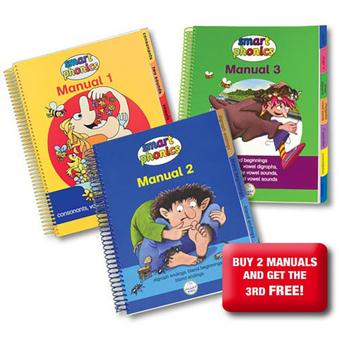 Smart Phonics Manual SMART BUY!