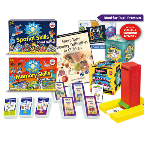 Focus on... Visual Memory Kit