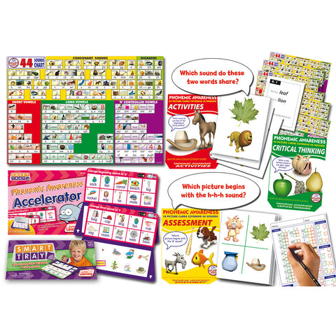 Focus on... Phonemic Awareness Kit