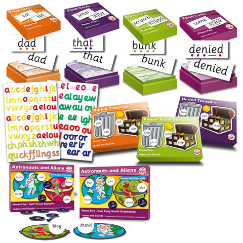 Focus on... Decoding Skills Kit