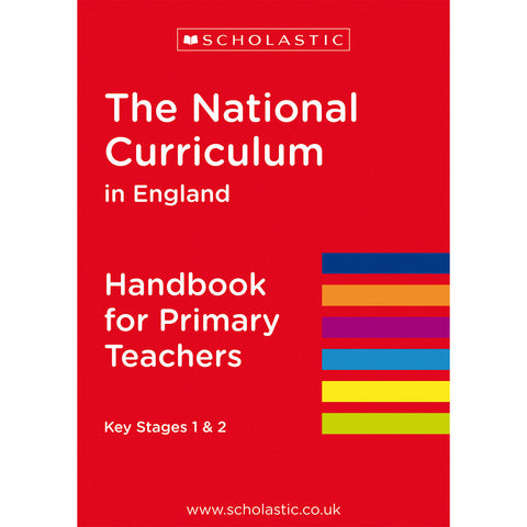 National Curriculum - Teacher's Handbook