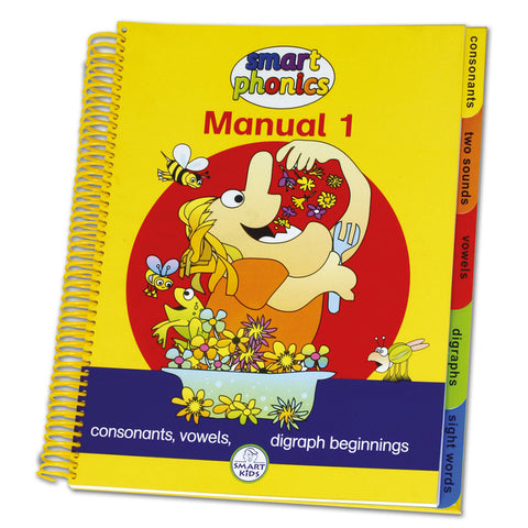 Smart Phonics Teacher Manual 1