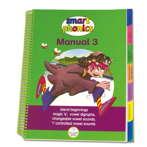 Smart Phonics Teacher Manual 3