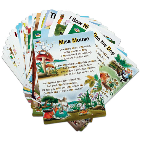 Large Poetry Cards Pack 1