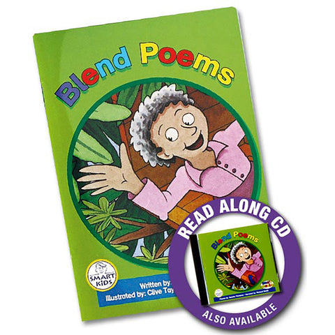 Blend Beginnings Poems Book