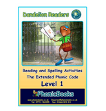 Dandelion Readers, Level 1 Reading & Spelling Activities