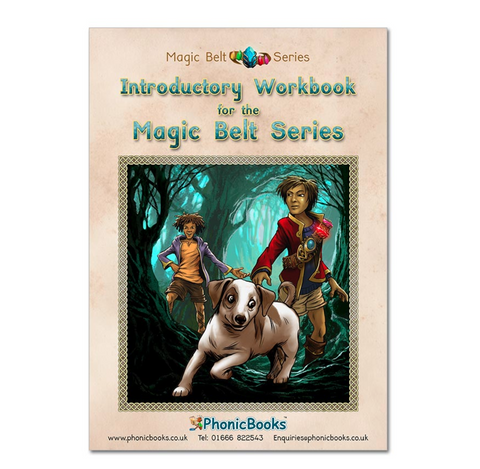 Magic Belt Series Introductory Workbook
