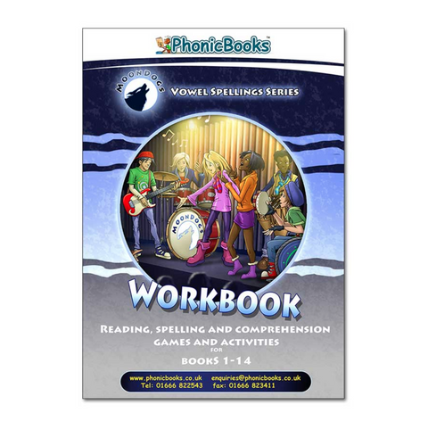 Moon Dog Workbook 3