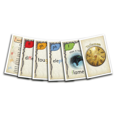 Talisman Card Games 11-20