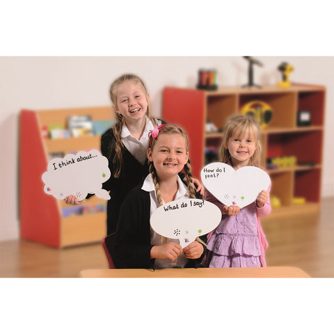 Feel, Think & Say Recordable Talk Cards