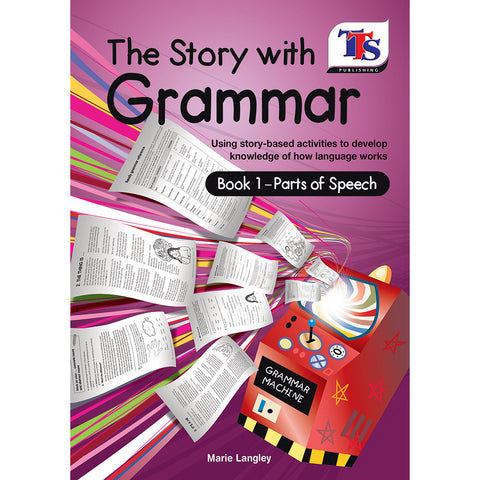 The Story with Grammar Resource Book 1