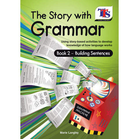 The Story with Grammar Resource Book 2