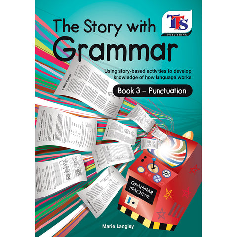 The Story with Grammar Resource Book 3