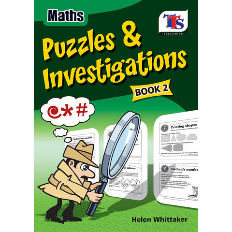Puzzles and Investigations Book 2