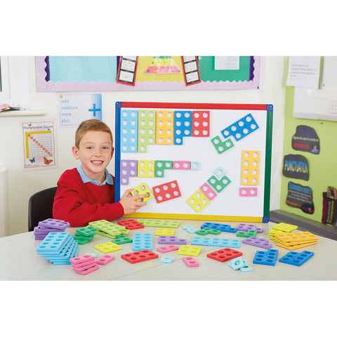 Magnetic Number Frames