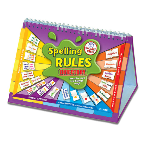 Spelling Rules Directory