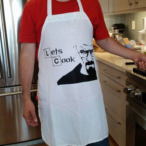Let's Cook | Breaking Bad Apron