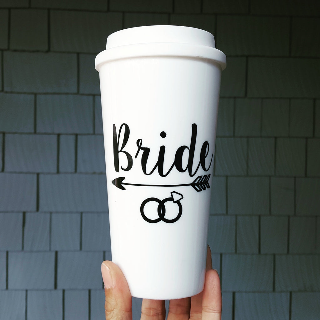 BRIDE - Travel Coffee Mug
