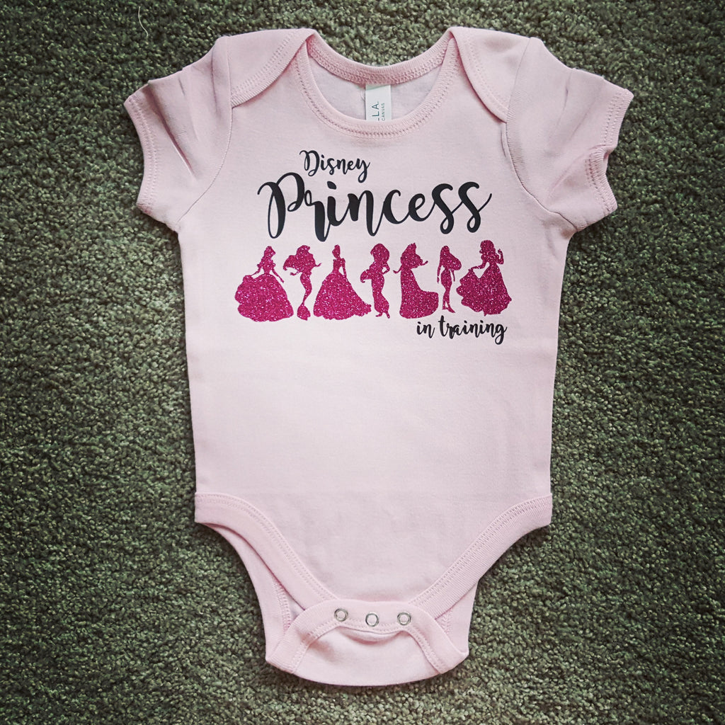 Disney Princess in Training | Pink
