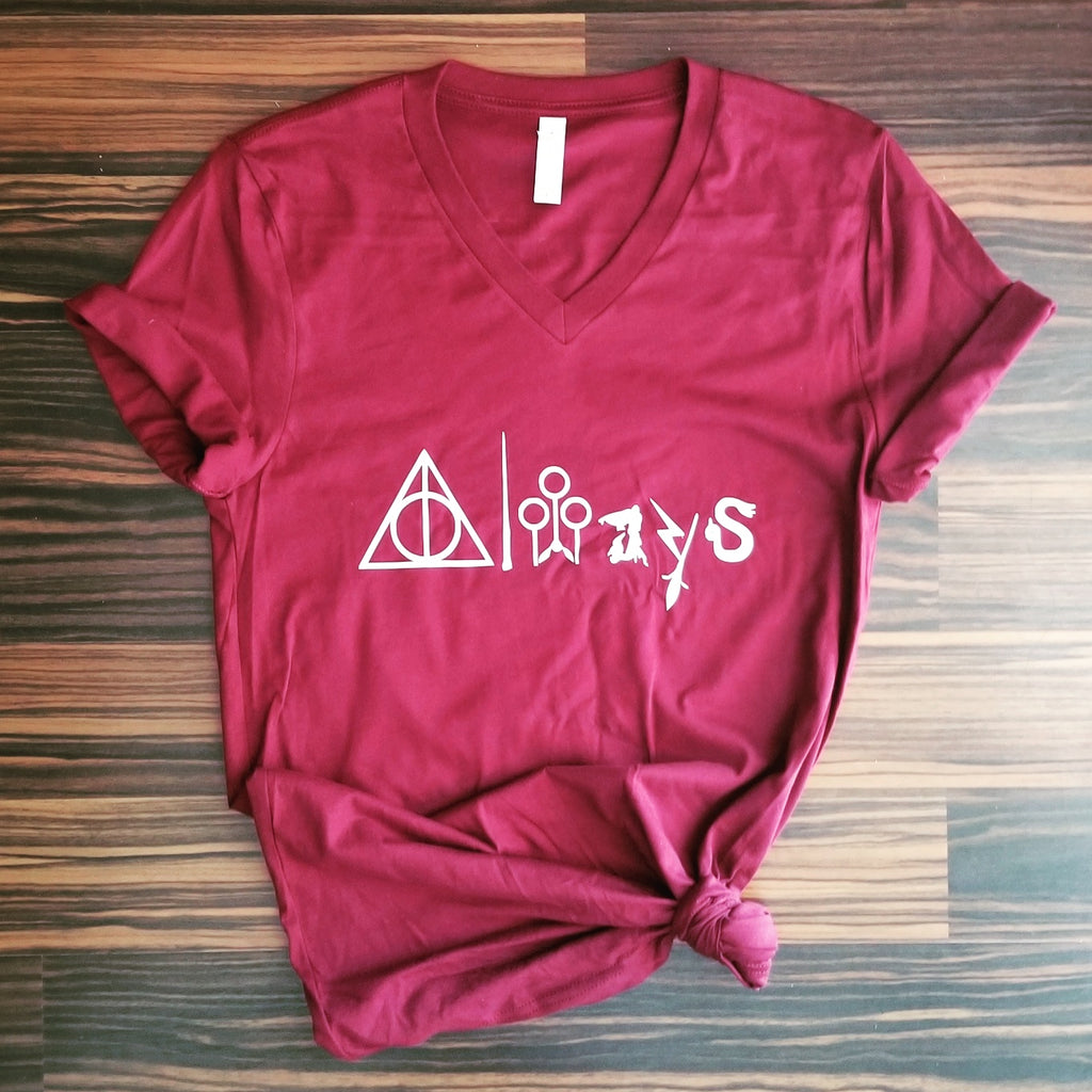 Always {harry potter} | Maroon