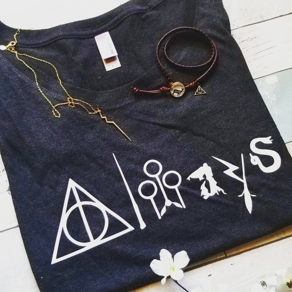 Always {harry potter} | Heathered Black