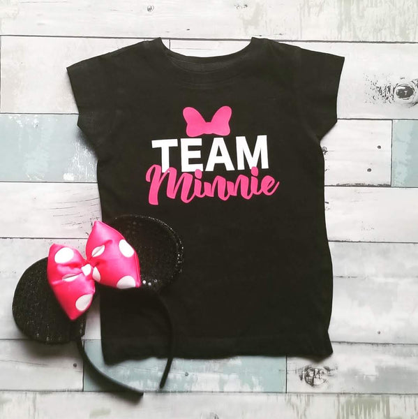 Team Minnie | Black