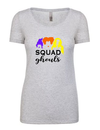 Squad Ghouls | Heather
