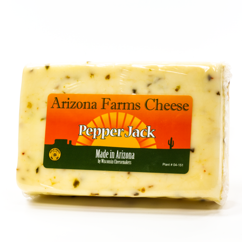CHEESE PEPPER-JACK 14 OZ