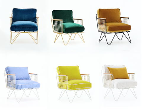 Chair crush - Why the Croisette armchair has our heart