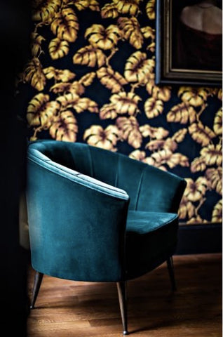 Home decor: velvet, revamped and fresh vantage!