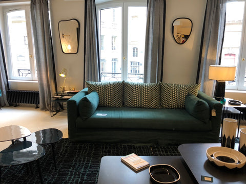 PARIS: A MOVEABLE FEAST OF CONTEMPORARY DESIGN