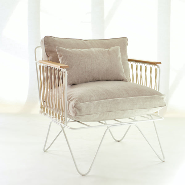 Croisette Chair Limited Edition Chenille Velvet