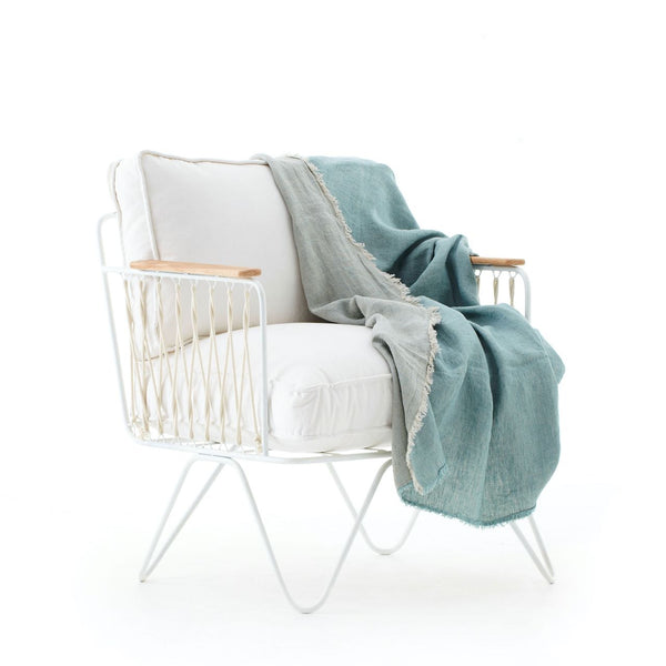 Croisette Cotton Chair