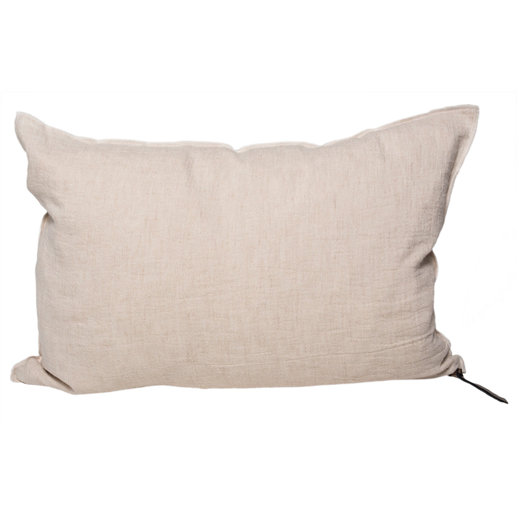 Linen cushion Vice versa