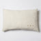 Vintage linen cushion collection by Florence Bouvier: the linen hand dyed to create beautiful and soft cushions.