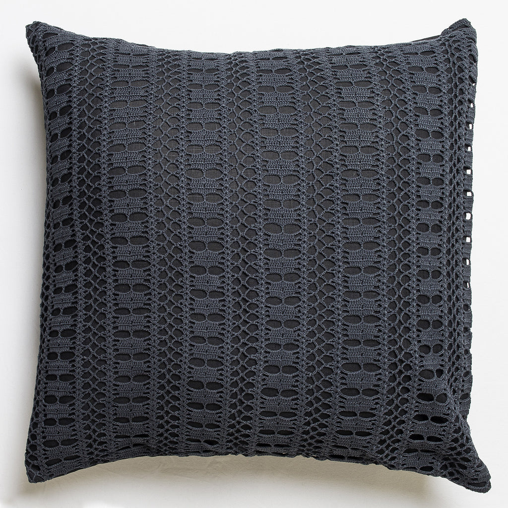 Vintage Crochet Cushion 65cm x 65cm