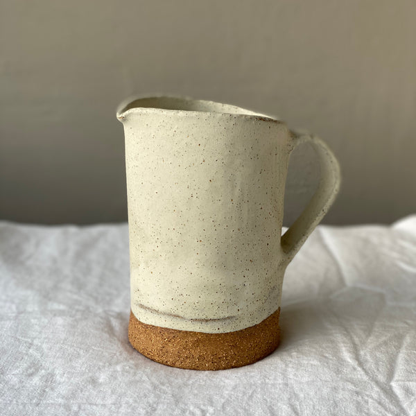 Ceramic Jug, Raw Collection