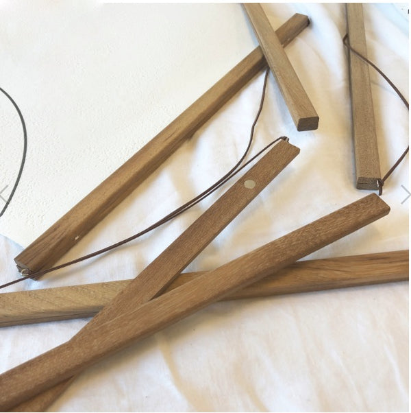 Wood Wall Art Hangers