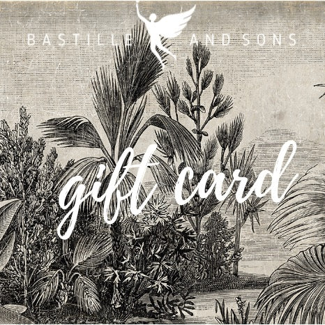 Bastille and Sons Gift Card