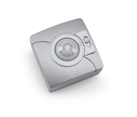 Na-de 10100G: 360° PIR Ceiling Mount Motion Sensor - Grey - Eco Sensor