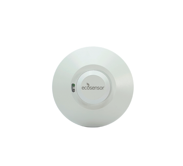 Eco Sensor ES606B: 360° Ceiling Mount High Frequency Motion Sensor with Toggle Switches