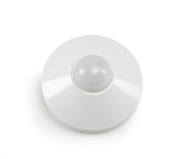 Eco Sensor ES806: 360° Dual Technology Ceiling Mount Motion Sensor with Microphone - Eco Sensor