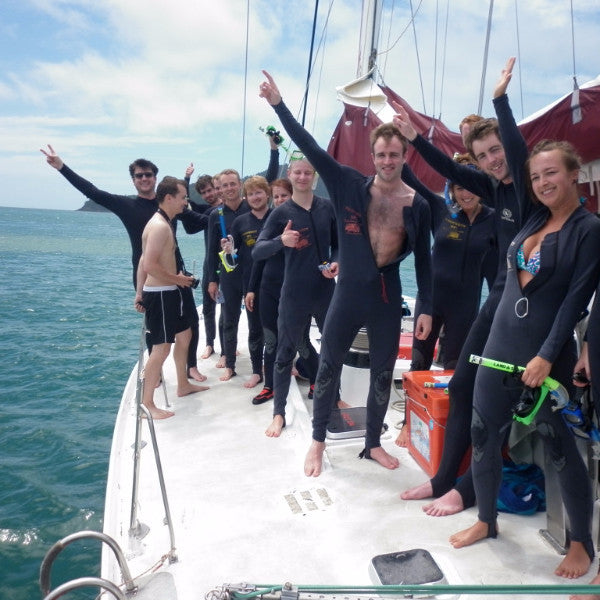 Learn to Sail Australia - 23 day course
