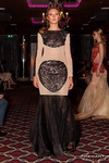 Black Embellished Haute Couture Atelier Gown