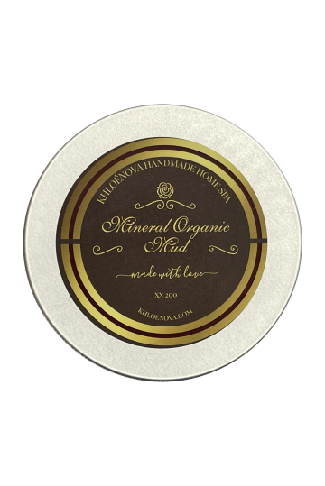 KHLOÉNOVA Spa Handmade Natural Body Mineral Mud