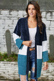 Velvet Sweater Cardigan