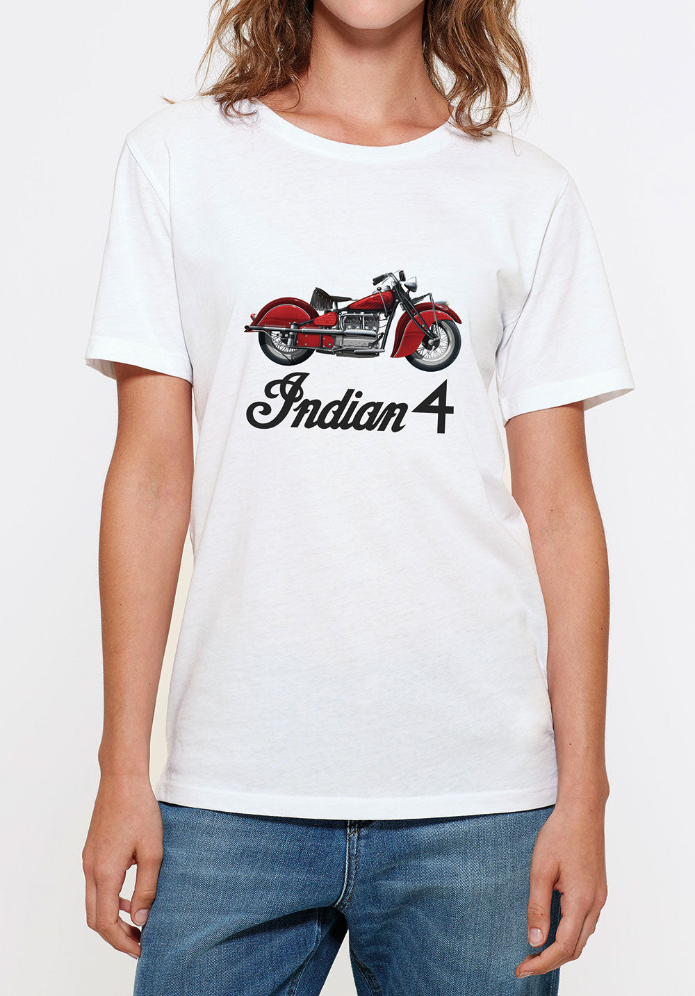 Indian Four 1941 T Shirts Unisex For Men Ladies Kids Typoart Store Dodge Tow Truck