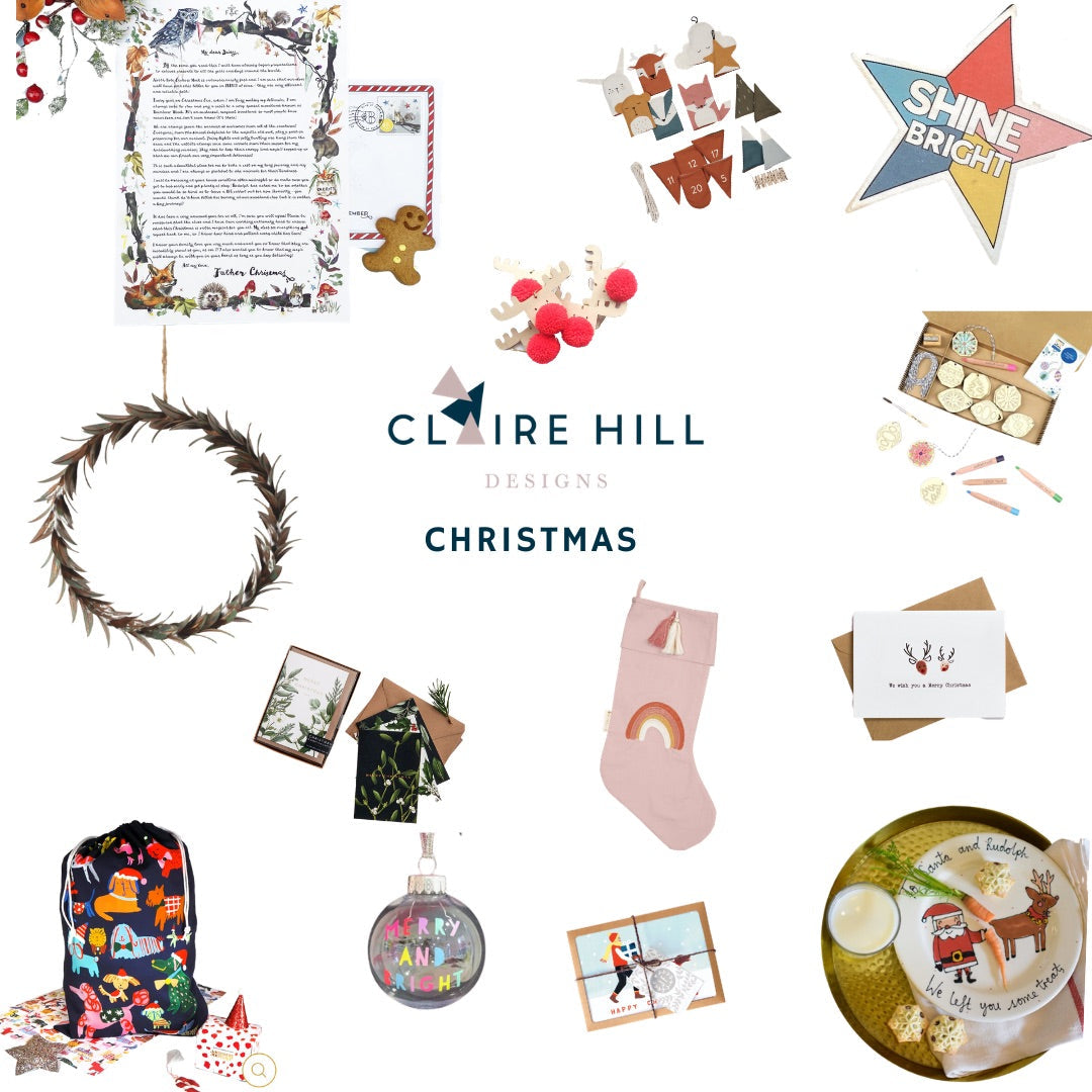 Indie Christmas Gift Guide - Christmas Decor
