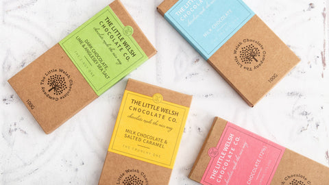 Claire HillDesigns Little Welsh Chocolate Company
