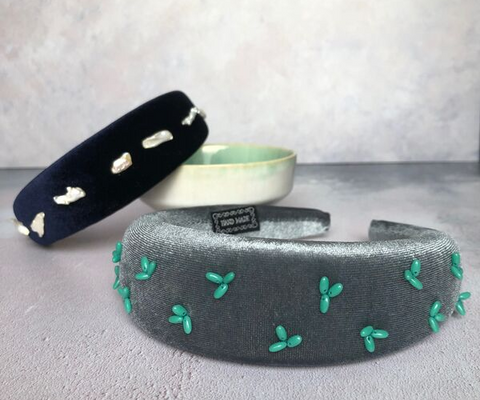 Claire Hill Designs Padded Headband
